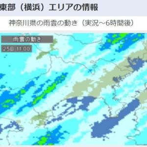 今日の天気について