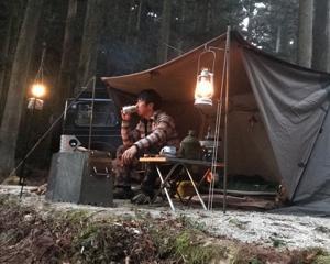 烏帽子岳ウッドパークキャンプ場