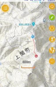 上関(城山歴史公園〜上盛山〜皇座山)