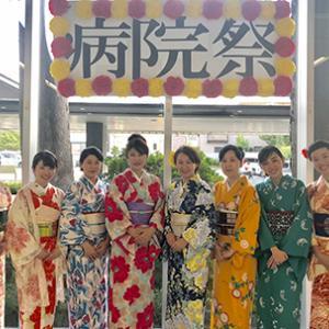 病院祭にて箏と三味線の出張演奏@竹川病院