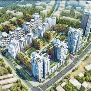 ウガンダの首都開発計画 ほんの一部