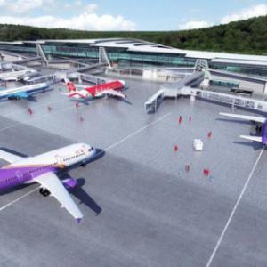シアヌークビル国際空港の拡張 マスタープラン追加