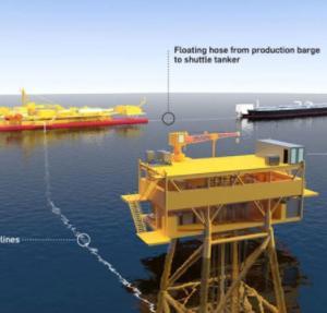 クリスエナジー社の報告 カンボジア油田採掘