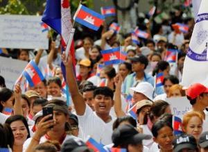 カンボジアの失業率は0.3%