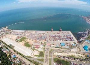 シアヌークビル港建設拡大計画 フェーズ2