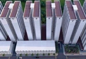 日本企業プノンペンで団地開発