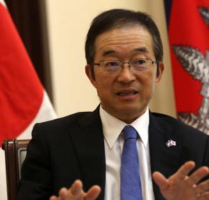 日本、カンボジアへ投資