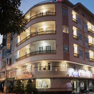 ホテル紀行 ベトナム ハティエン 1、Long Chau Hotel