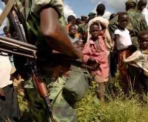 まだまだ減らないコンゴの紛争地帯