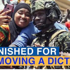 ギニアは正義のクーデター