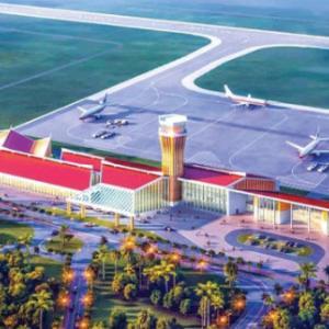 ダラサコール空港年末に開港される