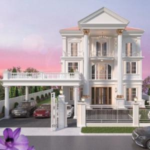 チュロイチャンバーの高級住宅地