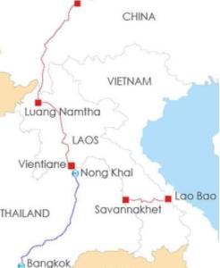 タイと中国の高速鉄道計画進む