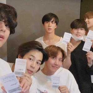 BTS 7th Year Anniversary