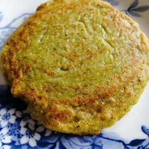 野菜のパンケーキ