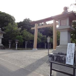 奈良・橿原神宮(飛鳥路サイクリング記その5)