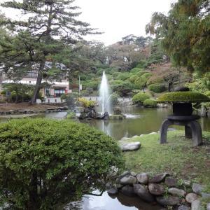 秋田・久保田城 その2・御隅櫓・彌高神社など