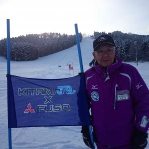 W邉先生第41回北海道スキー連盟功労者表彰受賞・パークゴルフ大会優勝