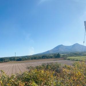 紅葉前線追いかけて北海道から青森県へ