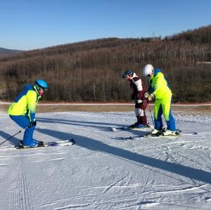 第34回北見地区スキー技術選手権大会に参加