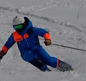 今季営業最終日ありがとうサービスデーにぴっぷスキー場へ大回り編