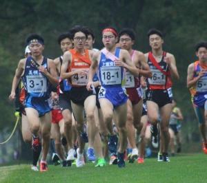 T川先生率いる湧別中出場の第38回北海道中学校駅伝競走大会女子