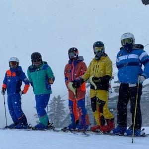 −10℃の黒岳スキー場へ初滑り