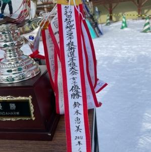 第35回北見地区スキー技術選手権大会に参加