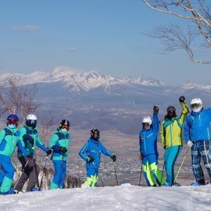 晴天の富良野スキー場へ2日目大回り編