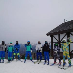 昭和の日に黒岳スキー場へ大回り編
