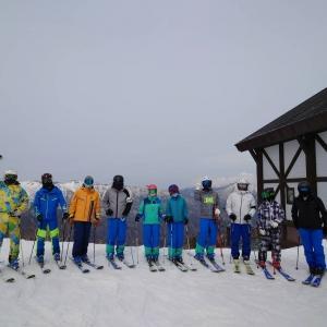 昭和の日に黒岳スキー場へ不整地小回り編