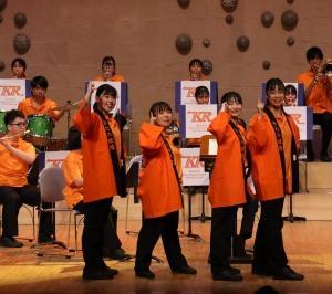 第37回北見緑陵高校吹奏楽部定期演奏会へ