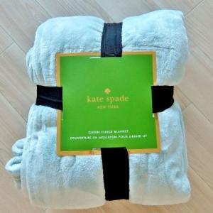 コストコ ◆ Kate Spade ブランケット クイーン 1,898円也 ◆