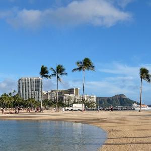 ハワイから戻りました~❤