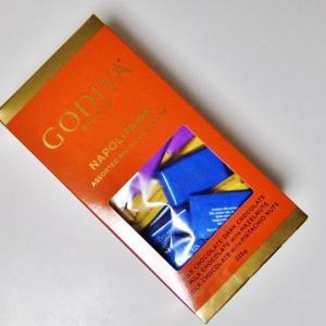 コストコ ◆ ゴディバ ナポリタン 225g 998円也 ◆