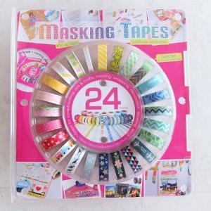 コストコ ◆ マスキングテープ 24PK 1,898円也 ◆