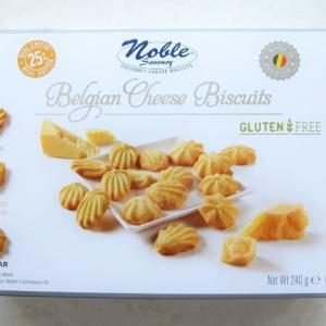 コストコ ◆ ベルギー チーズビスケット 1,038円也 ◆