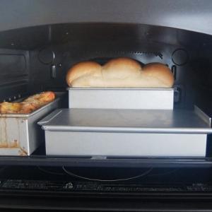 ★ 銀座 に志かわ 生食パン + チーズロール + レーズンチョコレート 焼きました♪ ★
