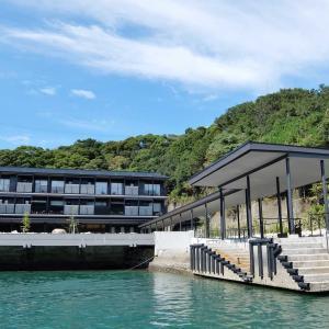 ★碧き島の宿 熊野別邸 中の島★ 和歌山のお宿 その1
