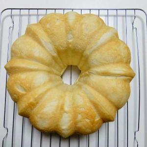 ★ ノルディックの バントパンで 食パン ★