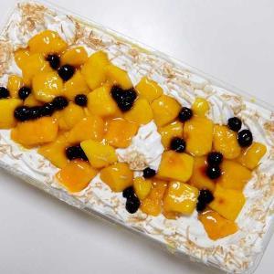 コストコ ◆ マンゴームーススコップケーキ 1,598円也 ◆