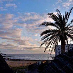 ★ 海と夕日 ★