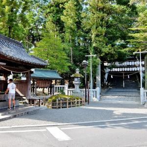 吉備津神社 前半