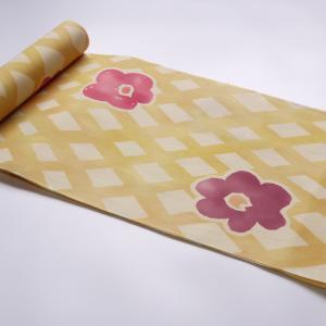 可愛さと品の良さを和洋折衷でお楽しみ下さい。「ツモリチサト浴衣『花格子』」