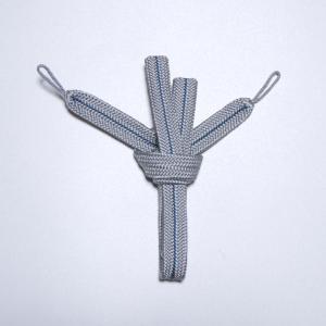 結び心地と色のアクセントを。「11/21-28男のきもの展 出品商品紹介『中村正 羽織紐』」