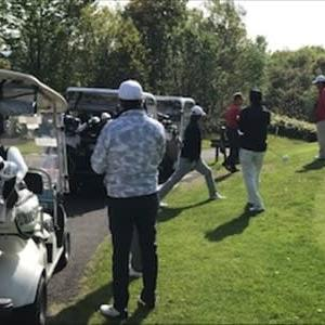 ゴルフの腕前