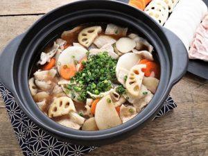 コロナに負けない!免疫力と抵抗力に良い根菜料理。