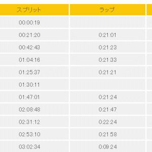 静岡フルマラソン~留年~