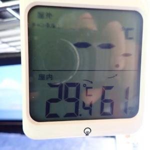 暑さ猛暑もお盆まで 暑さ耐暑に知恵比べ