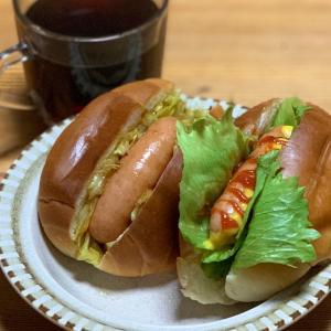 カレーホットドッグはオカンの味!
